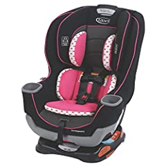 "The American Academy of Pediatrics recommends children ride rear-facing until at least 2 years of age. Extend2Fit features a 3-position extension panel that provides 5"" of extra legroom allowing your child to ride safely rear-facing longer. T..."
