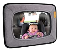 Munchkin-Brica 63007 Baby In Sight Big Rear-View Mirror