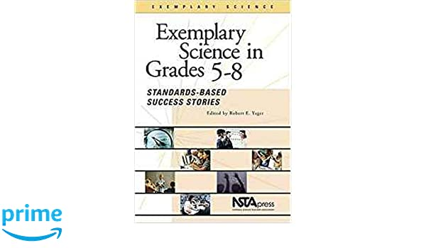Amazon com: Exemplary Science in Grades 5-8: Standards-Based