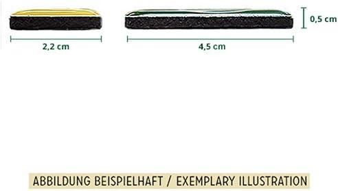 R/étro Boite de 9 Mini-Magnets Pin-up