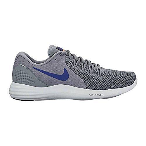 Nike Lunar Apparent Herren Laufschuh Kühles Grau / tiefes Königsblau