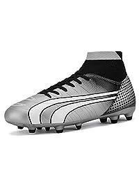 DREAM PAIRS Zapatos de fútbol de fútbol para Hombre