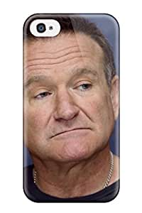 Awesome Design Robin Williams Hard Case Cover For Iphone 4/4s by supermalls