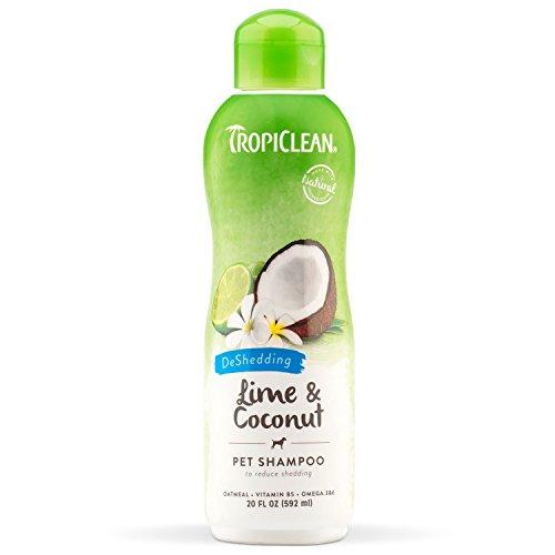 41WtRkvlPzL - Lime & Coconut Pet Shampoo, 20oz