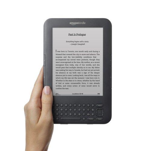 Kindle Keyboard Free Wi Fi Display