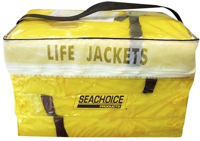 New Life Vest With Bag seachoice 86010 20 L x 12 W x 10 H by SEACHOICE   B00C4UX7NG