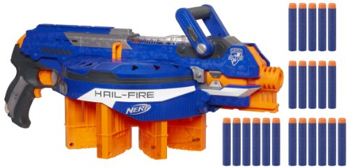 Nerf N-Strike Elite Hail-Fire Blaster(Discontinued by manufacturer) by NERF (Image #1)