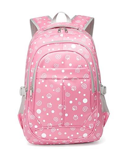 Preschool Backpacks For Little Girls Kids Small School Bags for Kindergarten Bookbags (Small,Pink)