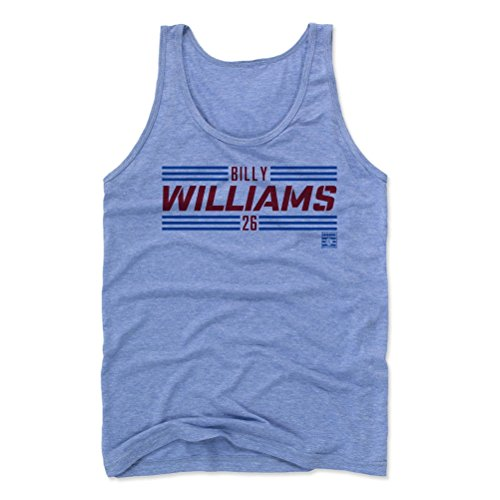 billy-williams-striped-font-r-baseball-hall-of-fame-mens-tank-top-m-athletic-blue