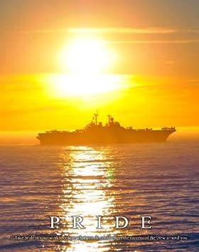 US Military Motivational Poster Print Navy Hospital Medical Ship Wall Art Decor