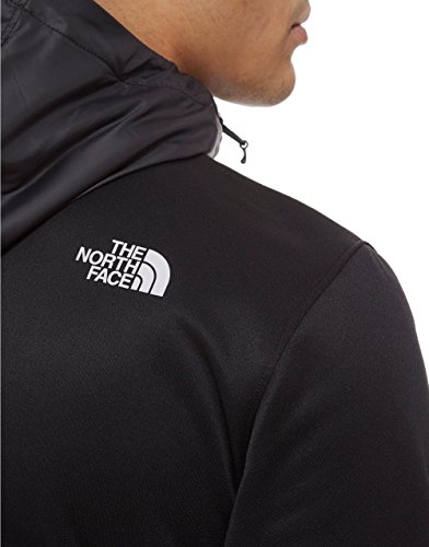 Face Capuche North shirt Noir Sweat Homme Mens À dXXqwC