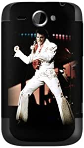 MusicSkins Elvis Presley Aloha - Skin para HTC Wildfire