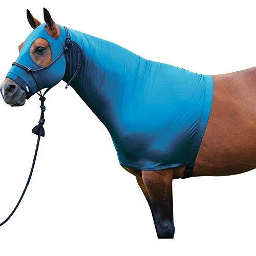 Sleazy Sleepwear For Horses Hood L Green by Sleazy Sleepwear For Horses (Image #2)