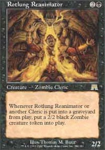 Magic: the Gathering - Rotlung Reanimator - Onslaught