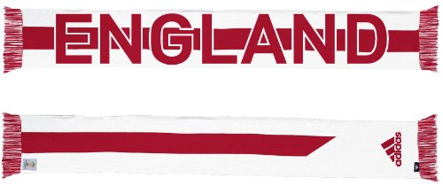 England Adidas 2014 FIFA World Cup Authentic Jacquard Team Scarf