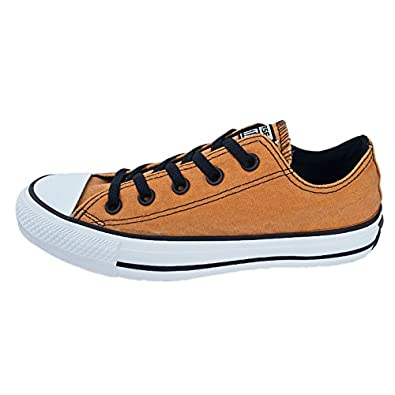 0de8f9f1eec9 CONVERSE Converse Unisex Chuck Taylor All Star OX Canvas Shoes Venice Brown  UK 6UK 8