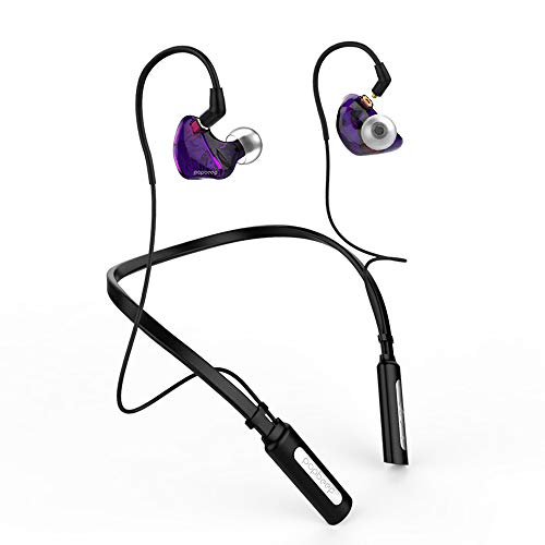 BASN Professional in-Ear Monitor Violet