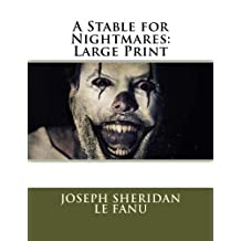 A Stable for Nightmares: Large Print
