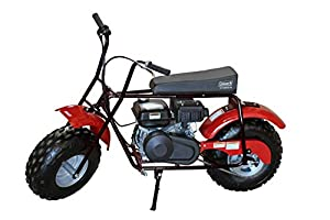 Coleman Powersports 196cc/6.5HP CT200U-AB Gas Powered Mini Trail Bike Scooter for Adults and Kids (13+)