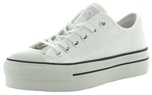 556790C Converse Bianco Sneakers 556790C Converse Donna drzqd