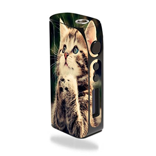 (Decal Sticker Skin WRAP - Pioneer4You iPV D3 80W - Protective Vinyl Sweet Cuddly Pussy Sticker NOT a)