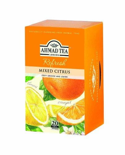 (Ahamd Tea : Mixed Citrus : Box of 20 Tea)