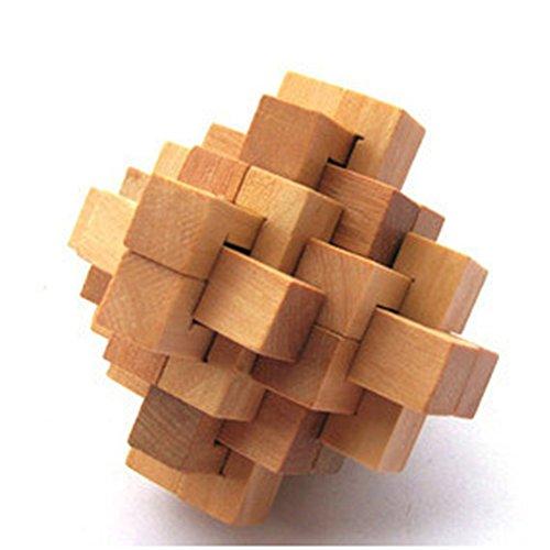 SMARTPRIX Wooden Unlock
