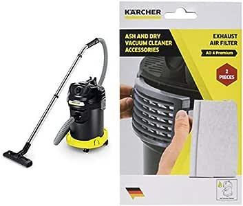 Kärcher Aspiradora en seco + Kärcher 2.863-262.0 accesorio: Amazon ...