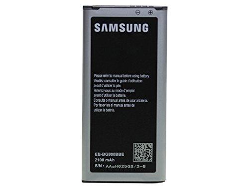 Samsung EB-BG800BBECWW Akkublock 2100 mAh Li-Ion in schwarz für Samsung Galaxy S5 Mini