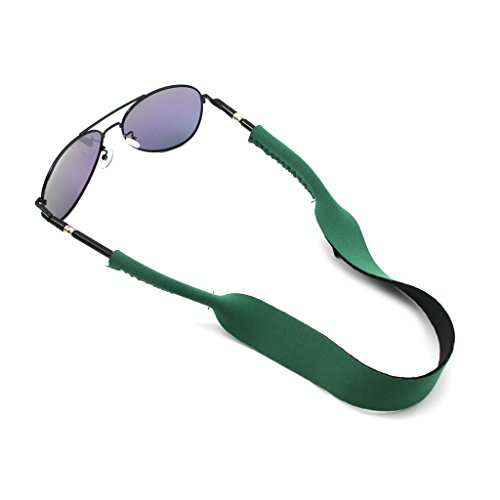 HuntGold 1X Applied Outdoor Sports Prevent Sunglasses Slipping Safety Holder Cloth - Slipping Sunglasses
