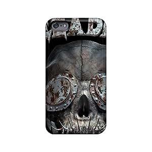 iphone 4s Aae551qeUo Customized Trendy Metallica Series Anti-Scratch Hard Phone Cover -SherriFakhry