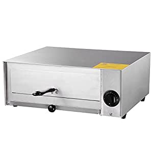Commercial Countertop Pizza Oven Reviews : ... Steel Commercial Countertop Electric Pizza Oven: Kitchen & Dining
