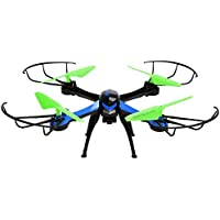 Voomall JJRC H98 Drone 0.3MP Camera 2.4GHZ 4CH 6-Axis Gyro 3D Flip Auto-Return CF Mode Headless Mode RC Quadcopter