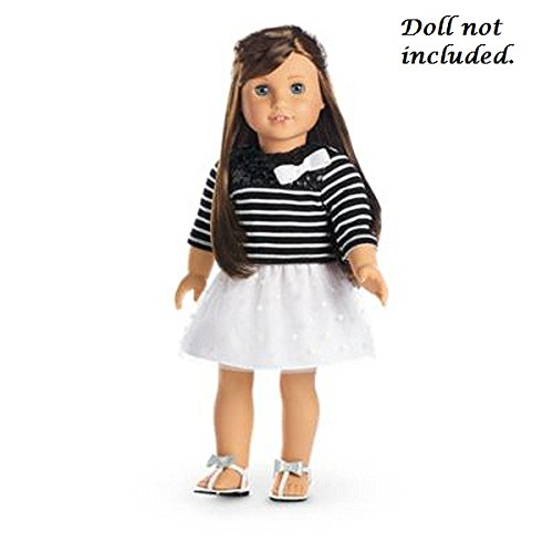 American Girl Grace - Grace's Sightseeing Outfit for Dolls - American Girl of 2015 Grace Embellishment