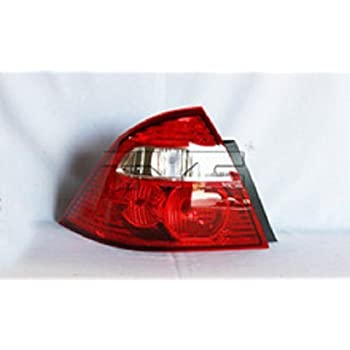 NSF Certified Depo 330-1927L-UF Ford 500 Left Hand Side Tail Lamp Unit