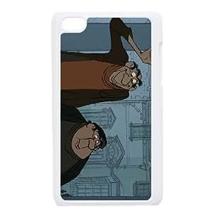 iPod Touch 4 Phone Case White 101 Dalmatians Horace &amp Jasper Badun AU7281581