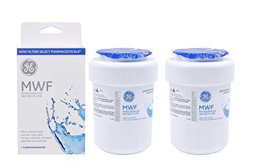 2-quit Genuine GE MWF MWFP GWF 46-9991 General Electric Water Filter