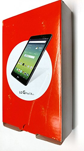 LG G PAD X 8.0 V520 - 32GB ( WIFI + 4G LTE UNLOCKED ) GSM Android Tablet by lg