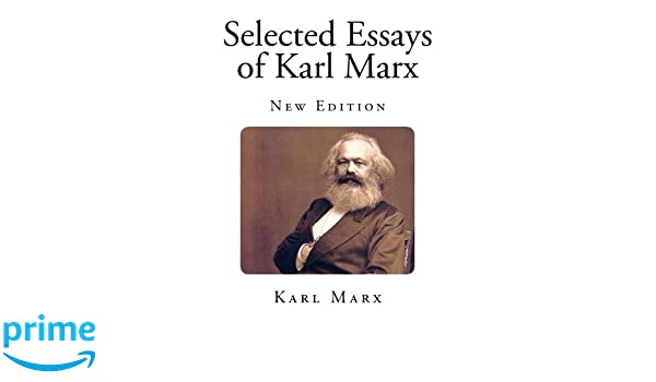 selected essays marx karl stenning h j
