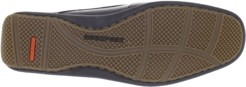 Rockport Mens Capo Nobile 2 Mocassino Veneziano Marrone Scuro