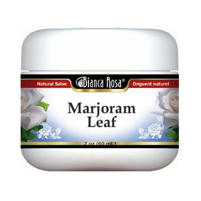 Marjoram Leaf Salve (2 oz, ZIN: 524048): Health & Personal Care