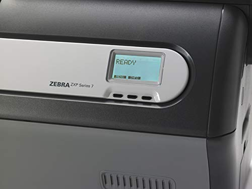 Zebra ZXP Series 7 Dual Sided ID Card Printer Package USB and Ethernet connectivity (Z72-000C0000US00) by Card Imaging (Image #3)