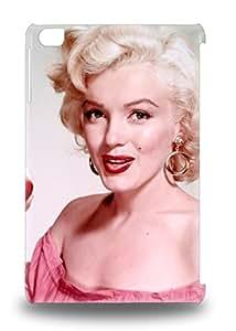 New Fashion 3D PC Case Cover For Ipad Mini/mini 2 Marilyn Monroe American Female Some Like It Hot The Seven Year Itch ( Custom Picture iPhone 6, iPhone 6 PLUS, iPhone 5, iPhone 5S, iPhone 5C, iPhone 4, iPhone 4S,Galaxy S6,Galaxy S5,Galaxy S4,Galaxy S3,Note 3,iPad Mini-Mini 2,iPad Air )
