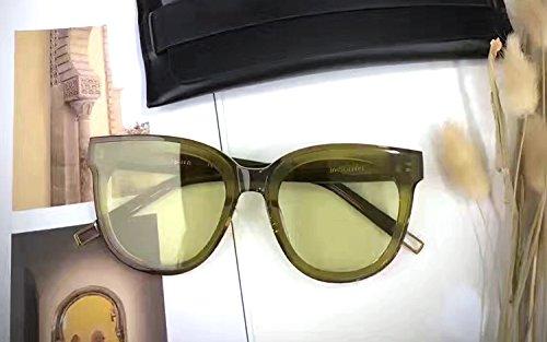 Sol En En Espejo Gafas Vintage Hembra Señoras Pastel De Negro Gafas Green Solmujer Escarlata Gafas Gafas Sol Limotai De Multicolor De De q8Uvtw