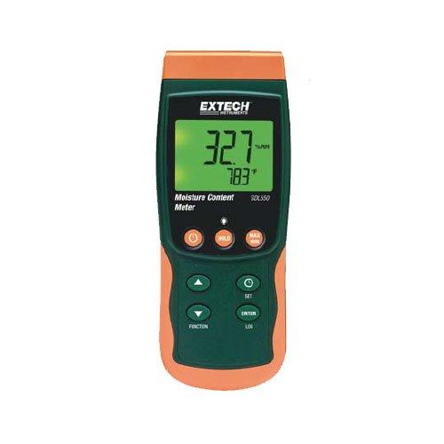 Extech SDL550 Moisture Content Meter