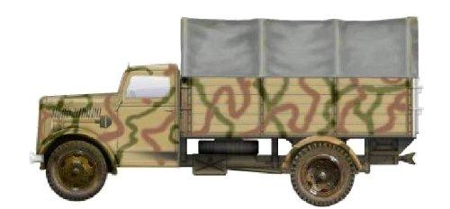 Hobby Master 3913 Opel Blitz Cargo Truck Normandy 1944 1/72 Scale (Opel Blitz Cargo Truck)