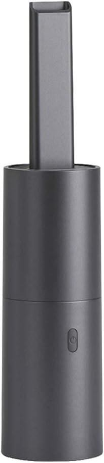 Vosarea - Mini Aspirador de Bolsillo para Aspirador de Coche, Color Negro: Amazon.es: Hogar