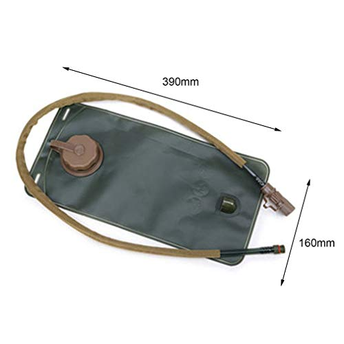 YTYC Non-Toxic Outdoor Travel TPU Foldable Water Bladder Bag Camping Hiking by YTYC (Image #5)