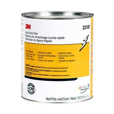 3M(TM) Quick Grip Filler, 33181, 1 Gallon (US), 4 per case by 3M (Image #1)