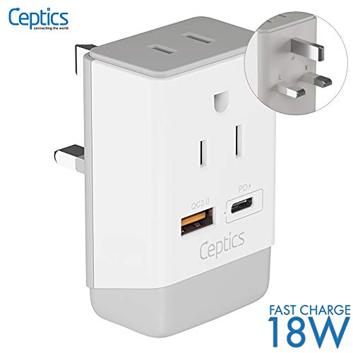 UK Ireland Power Plug